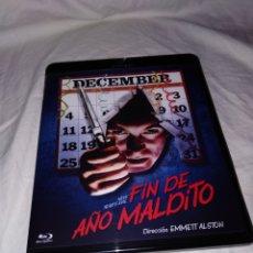 Cine: FIN DE AÑO MALDITO BLURAY DISC ORIGINAL. Lote 170549128