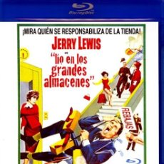 Cine: LÍO EN LOS GRANDES ALMACENES (BLU-RAY DISC BD PRECINTADO) JERRY LEWIS. Lote 268893259