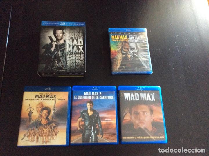 Cine: Colección completa películas Mad Max Blu-ray - Foto 3 - 170928254