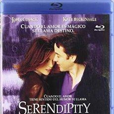Cine: SERENDIPITY - BLU-RAY - NUEVO Y PRECINTADO - JOHN CUSACK - KATE BECKINSALE - PETER CHELSOM. Lote 171006013