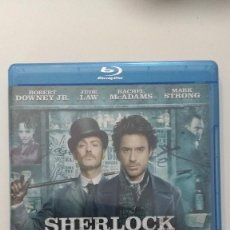 Cine: SHERLOCK HOLMES (2009) (BLU RAY) - BLURAY NUEVO. Lote 171015143