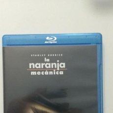 Cine: LA NARANJA MECÁNICA (1971) (BLU RAY) - BLU RAY NUEVO. Lote 171015875