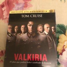 Cine: VALKIRIA EDICCION COLECCIONISTAS BLURAY PRECINTADO. Lote 171666374