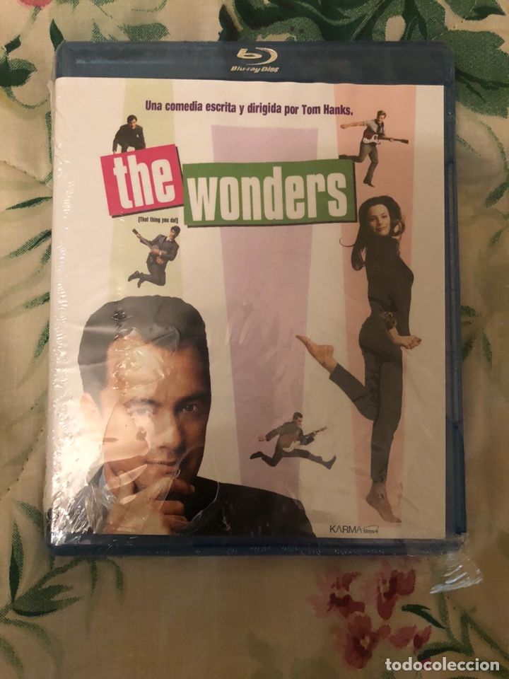 THE WONDERS BLURAY PRECINTADO (Cine - Películas - Blu-Ray Disc)