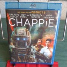 Cine: CHAPPIE EN BLU RAY // PROMOCIÓN ENVÍOS EN LA DESCRIPCIÓN. Lote 154293302