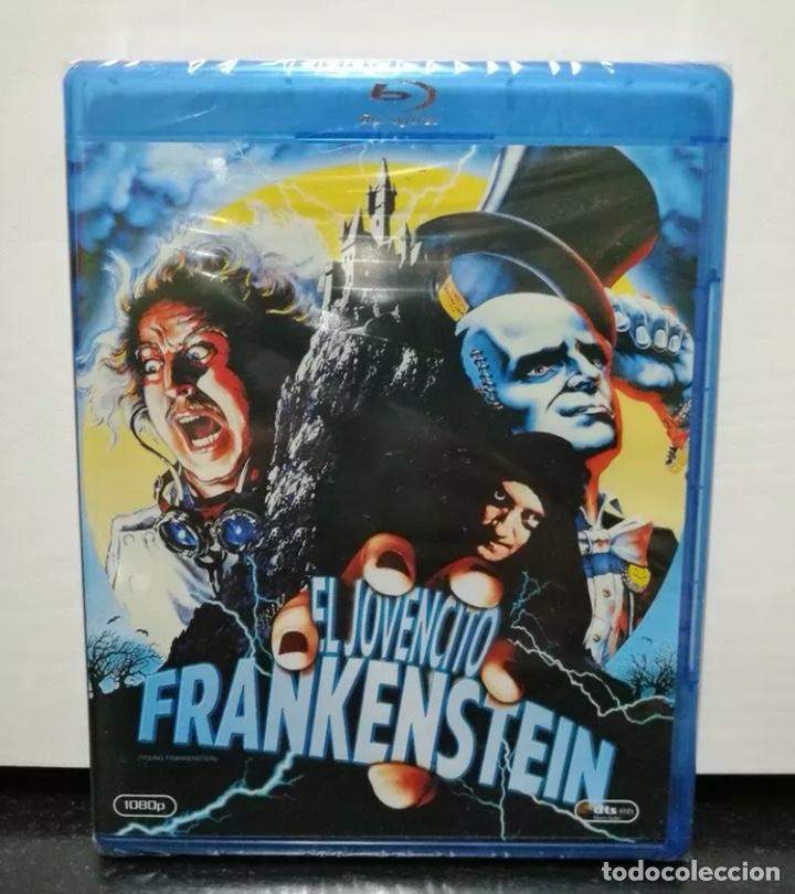 EL JOVENCITO FRANKESTEIN BLURAY PRECINTADO (Cine - Películas - Blu-Ray Disc)