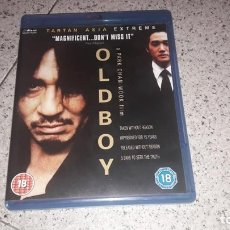 Cine: OLDBOY BLU-RAY EDICIÓN UK. Lote 172234124