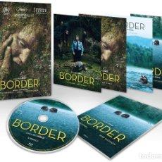 Cine: BORDER - ALI ABBASI. Lote 172394312