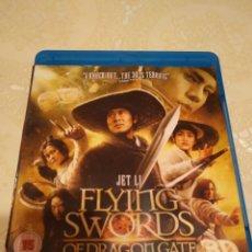 Cine: G-M7B3G CINE BLU-RAY DISC NO ESTA EN ESPAÑOL JET LI FLYNG SWORDS OF DRAGON GATE 3D. Lote 172424744