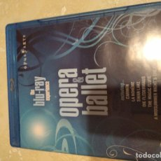 Cine: G-M7B3G CINE BLU-RAY DISC OPERA BALLET CARMEN LA BOHEME SWAN LAKE DIE FLEDERMAUS ETC. Lote 172424838