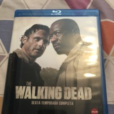 Cine: THE WALKING DEAD 6 TEMPORADA COMPLETA. Lote 172477540