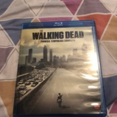Cine: THE WALKING DEAD PRIMERA TEMPORADA COMPLETA. Lote 172490035