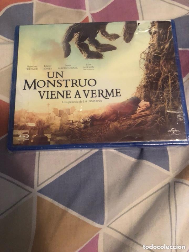 UN MOSTRUO VIENE A VERME BLURAY PRECINTADO (Cine - Películas - Blu-Ray Disc)