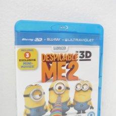 Cine: BLU-RAY DESPICACABLE.3D. Lote 172640967