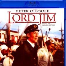 Cine: LORD JIM (BLU-RAY DISC BD PRECINTADO) PETER O TOOLE. Lote 278453353