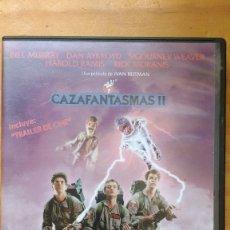 Cine: LOS CAZAFANTASMAS II (GHOSTBUSTERS 2) (1989) - BLU RAY SIN USO - EN ESTUCHE DVD. Lote 173118372