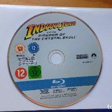 Cine: INDIANA JONES Y LA CALAVERA DE CRISTAL (INDIANA JONES 4) (2008) - BLU RAY SIN USO. Lote 173120309