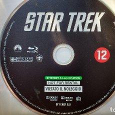 Cine: STAR TREK (2009) - BLU RAY ORIGINAL SIN USO. Lote 173183403