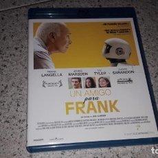 Cine: UN AMIGO PARA FRANK BLU-RAY FRANK LANGELLA. Lote 173286494