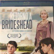 Cine: RETORNO A BRIDESHEAD L (NUEVA Y PRECINTADA). Lote 173420268