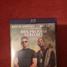 Cine: LIQUIDACIÓN BLU-RAY DOS POLICÍAS REBELDES BLURAY WILL SMITH. Lote 174580785