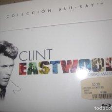 Cine: CLINT EASTWOOD LA COLECCION BLU RAY SIETE OBRAS MAESTRAS NUEVA Y PLASTIFICADA. Lote 175356184