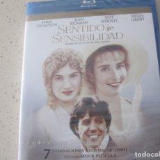 Cine: SENTIDO Y SENSIBILIDAD BLU RAY NUEVO. Lote 176217684