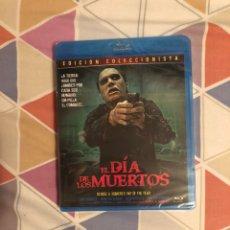 Cine: EL DÍA DE LOS MUERTOS EDICCION COLECCIONISTA BLURAY PRECINTADO. Lote 176379448