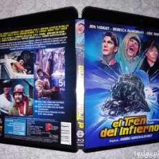 Cine: EL TREN DEL INFIERNO JOHN VOIGHT BLU RAY DISC ORIGINAL EDICION ESPAÑOLA. Lote 176802439