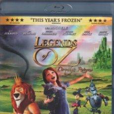 Cine: LEGENDS OF OZ - DOROTHY´S RETURN / BLU-RAY DISC DE 2014 RF-1289 , IMPECABLE ESTADO. Lote 177254084