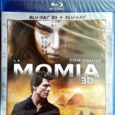 Cine: MOMIA BLU RAY + BLU RAY 3D. Lote 177619729