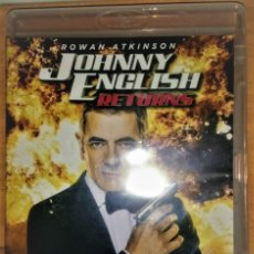 Cine: JOHNNY ENGLISH RETURNS. Lote 178053645