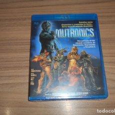 Cine: MUTRONICS TERROR BLU-RAY DISC NUEVO PRECINTADO. Lote 178100248