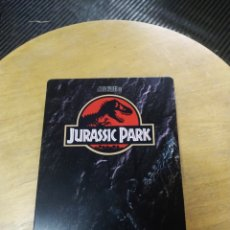 Cine: JURASSIC PARK STEELBOOK (BLU-RAY). Lote 178106829