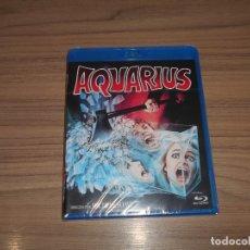 Cine: AQUARIUS TERROR BLU-RAY DISC NUEVO PRECINTADO. Lote 178569035