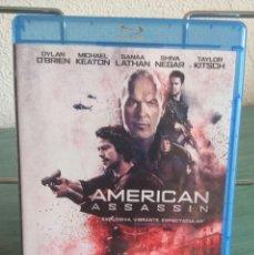 Cine: AMERICAN ASSASSIN EN BLU RAY // PROMOCIÓN EN LOS ENVÍOS. LEER DESCRIPCIÓN. Lote 178571708