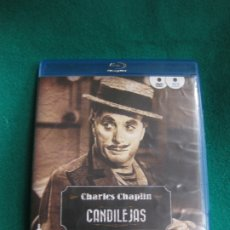 Cine: CHARLES CHAPLIN. CANDILEJAS. BLU-RAY DISC + DVD. COMBO PACK. . Lote 178661710