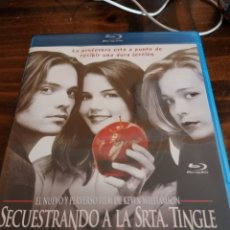 Cine: SECUESTRANDO A LA SEÑORITA TINGLE BLU-RAY. Lote 178866231