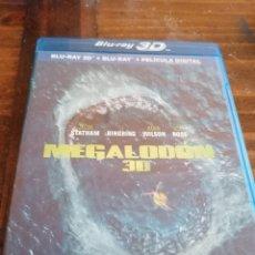 Cine: MEGALODON BLU-RAY. Lote 178866265