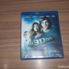 Cine: MIEDOS TERROR BLU-RAY DISC NUEVO PRECINTADO. Lote 178938575