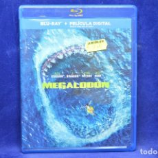 Cine: MEGALODON - BLU RAY . Lote 178946405