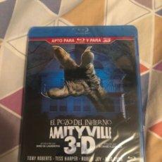 Cine: AMITYVILLE 3D BLURAY PRECINTADO. Lote 197978565
