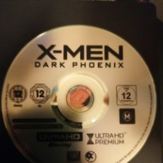 Cine: X-MEN FENIX OSCURA BLU-RAY ULTRA HD-SÓLO DISCO. Lote 179243278