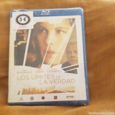 Cine: (BR25) LOS LÍMITES DE LA VERDAD - BLURAY NUEVO PRECINTADO. Lote 179246715