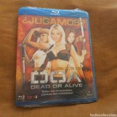 Cinéma: (BR27) DEAD OR ALIVE - BLURAY NUEVO PRECINTADO. Lote 179250047