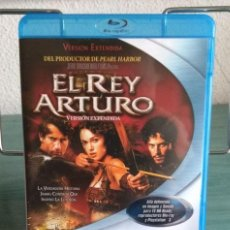 Cine: EL REY ARTURO EN BLU RAY. EDICION EXTENDIDA // PROMOCIÓN EN LOS ENVÍOS. LEER DESCRIPCIÓN. Lote 179402378