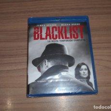 Cine: BLACKLIST TEMPORADA 6 COMPLETA BLU-RAY DISC 940 MIN. NUEVO PRECINTADO. Lote 180086652