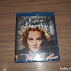 Cine: EL EXPRESO DE SHANGHAI BLU-RAY DISC MARLENE DIETRICH NUEVO PRECINTADO. Lote 180086736