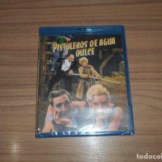 Cine: PISTOLEROS DE AGUA DULCE HNOS. MARX BLU-RAY DISC NUEVO PRECINTADO. Lote 180086851