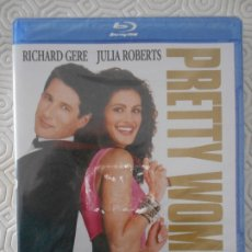 Cine: PRETTY WOMAN. BLURAY DE LA PELICULA DE RICHARD GERE Y JULIA ROBERTS. COLOR. NUEVO A ESTRENAR.. Lote 180108498